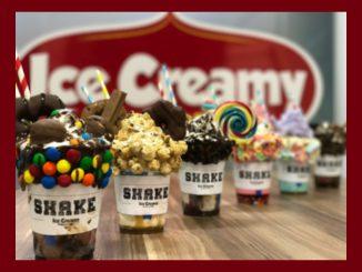 Rede Ice Creamy inclui novas variedades