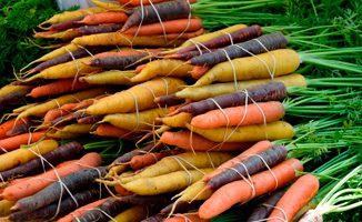 Infofeira: chuva forte deixa verduras e legumes mais caros