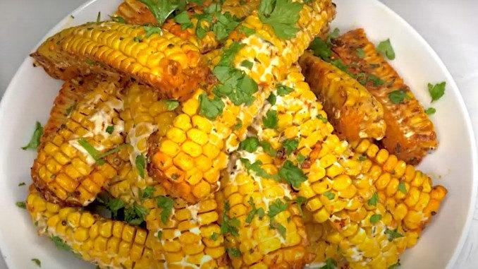 'Costela de milho' é a nova comida viral
